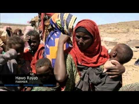 Famine Threatens Parts of Sub-Saharan Africa