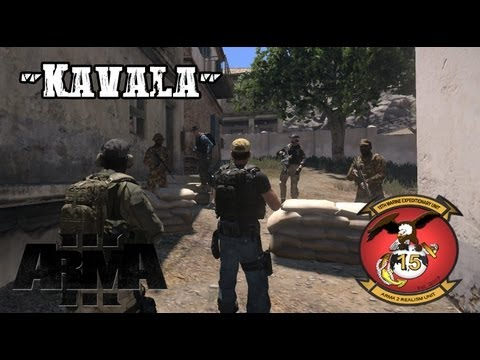 "ARMA3 CO-OP Altis - PMC Contract 001 ""Kavala"" - 15TH MEU Realism Unit"