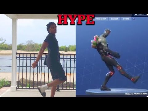 How To Do The HYPE Dance *In 2 Minutes or less*