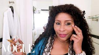 Chaka Khan's Diva Makeup Ritual | Beauty Secrets | Vogue
