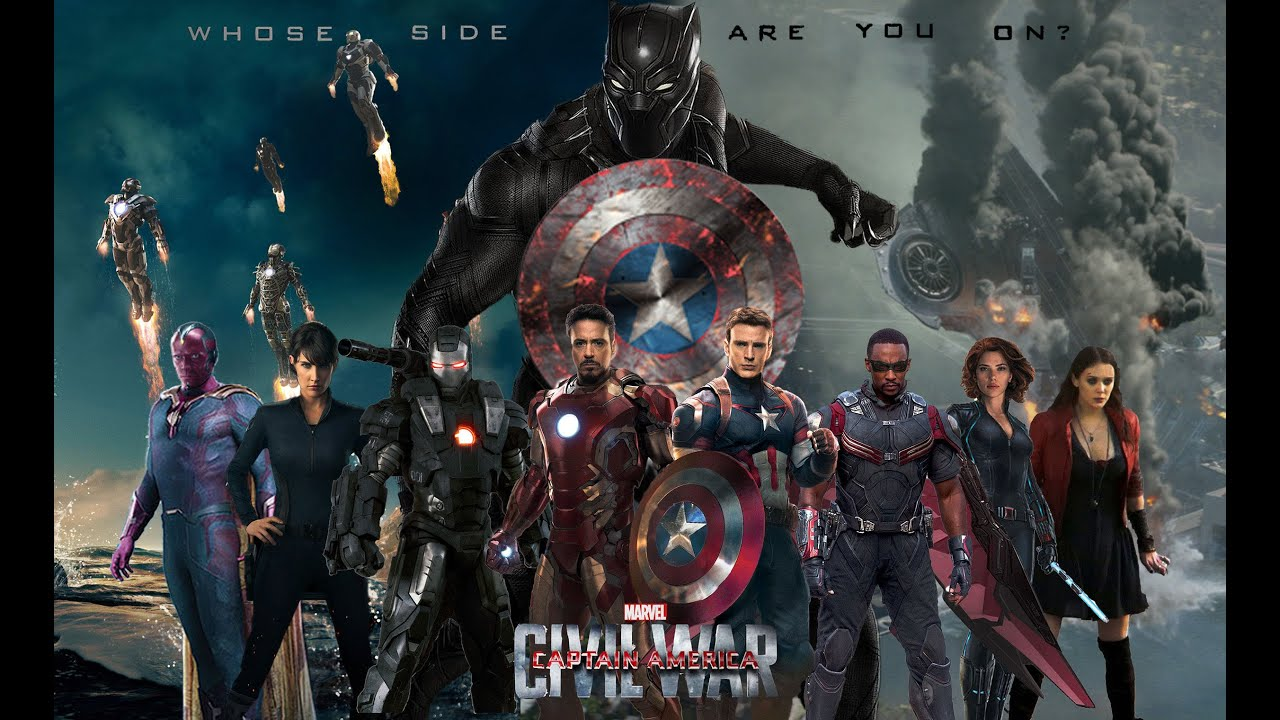 Captain America Civil War is a 2016 American superhero film based on the Marvel Comics character Captain America produced by Marvel Studios and distributed by Walt