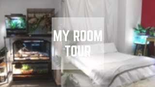 BEDROOM/PET ROOM TOUR | living with 15+ animals