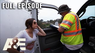 Shipping Wars: Speeding Ticket Trouble | Full Episode (S3, E3) | A&E