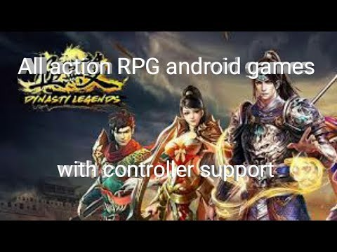 All Action RPG Android Games With Controller Support