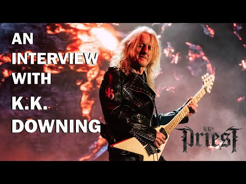 KK DOWNING interview on fan expectations, song sequels and carrying on his legacy with KK's Priest