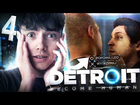 KOLEJNA POSTAĆ STRACONA?! 😱 - Detroit: Become Human #4 | JDabrowsky