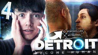 KOLEJNA POSTAĆ STRACONA?!  - Detroit: Become Human #4 | JDabrowsky