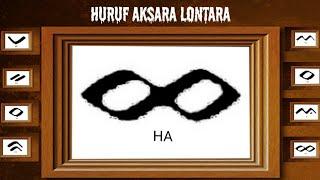 Huruf Aksara Lontara Sulawesi - Selatan