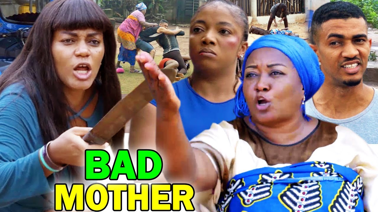 Download Bad Mother Complete Season 1&2 - NEW MOVIE'' Ebere Okaro & Queen Nwokoye 2020 Latest Nigerian Movie