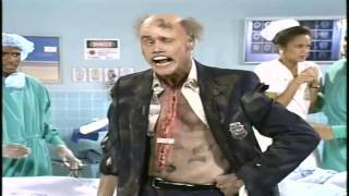 Fire Marshall Bill In The Hospital