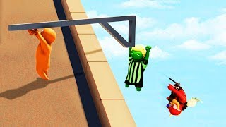 funny moments in gang beasts