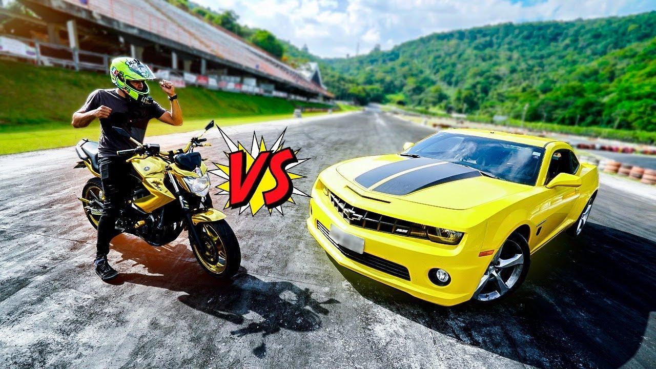 O GRANDE RACHA - XJ6 PREPARADA vs CAMARO  V8 !