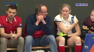 1. Hallenhockey-Bundesliga Damen DHC vs. CR 14.09.2018 Highlights