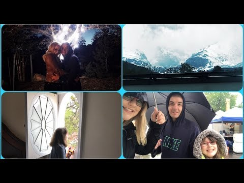 UNEXPECTED JOURNEY TO THE MOUNTAINS! - May 26-27 - usaaffamily vlog