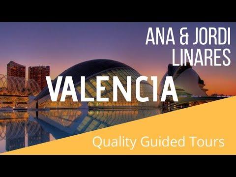 Ana & Jordi Linares Private Tour Guides in Valencia (Cruise - Shore excursions)