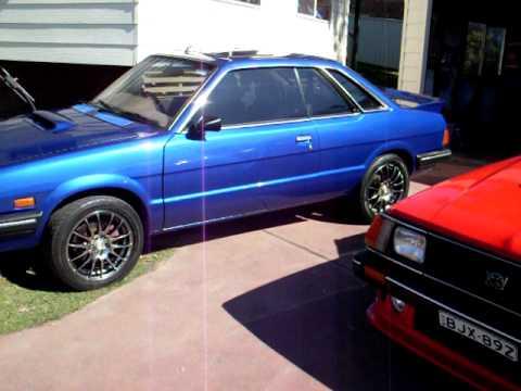 Subaru Leone Coupe1972 Subaru Leone Wallpaper 1280x720 23991