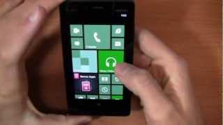 Nokia Lumia 810 Review Part 1