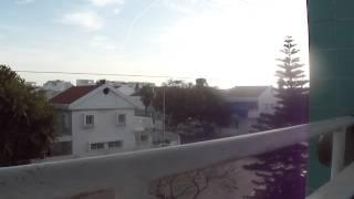 Ракетный обстрел Израиля 10.03.12 Ашдод(Видео от Вячеслава., 2012-03-10T11:02:46.000Z)