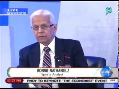 NewsLife Interview: Ronnie Nathanielsz, Sports Analyst - on 'Pacquiao-Algieri bout'