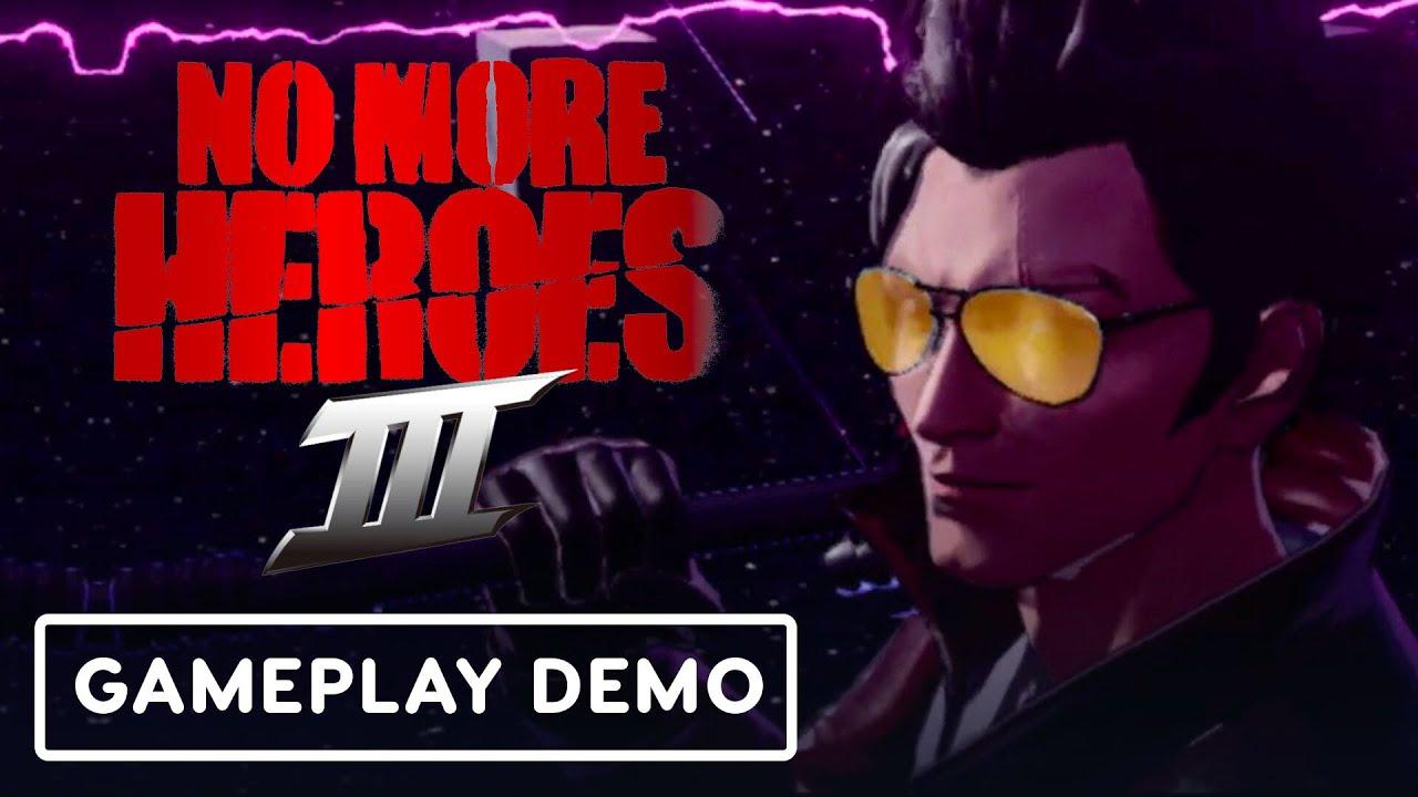 Gameplay Demo του No More Heroes 3