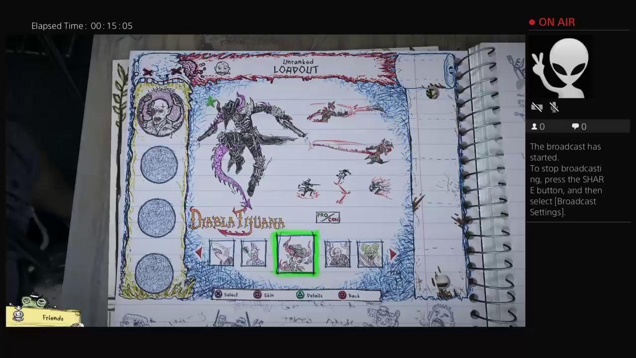 Download Drawn 2 Death