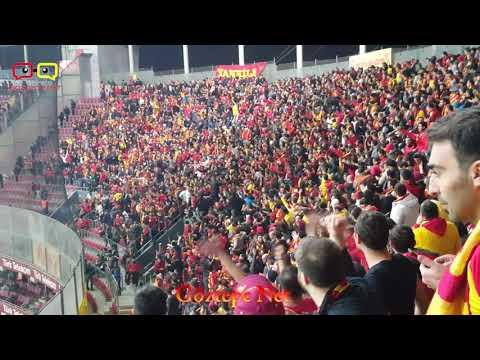 ARENA SUSTU BİZİ DİNLİYOR!! haydi bastır Şanlı Göztepe