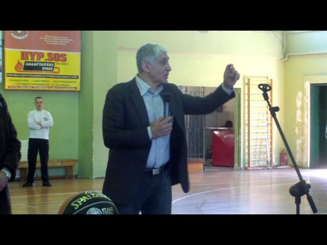 Π. Γιαννάκης στην ΑΓΕΖ (12-3-17)