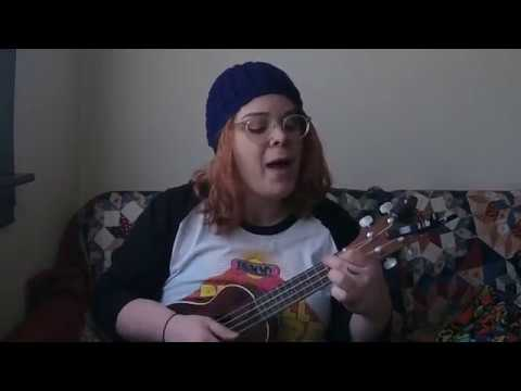 Lynsey moon she came in through the bathroom window beatles ukulele cover youtube for She came in through the bathroom window beatles