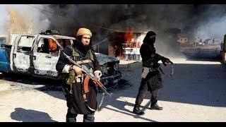 داعش يضرم النار بمعمل للكبريت وتحذيرات من كارثة بيئيةفي العراق