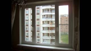 """Пластиковые окна """"под ключ"""" от компании """"Золотой Дом"""" (Golden Haus)"""