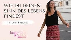 Wie du deinen Sinn des Lebens findest - Interview Special mit John Strelecky Englisch