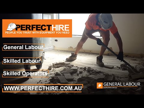 Perfect Hire - Skilled Labour & Operator Hire | Sydney