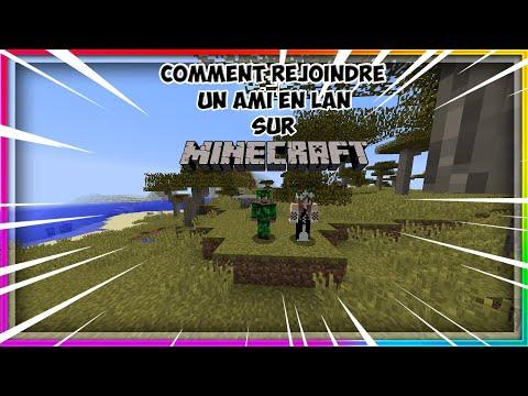 [TUTO]Comment Rejoindre Quelqu'un En LAN Sur Minecraft ?(via Internet Ou Via Un Réseau Local).