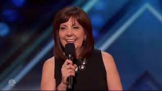 America's Got Talent 2018 Oscar and Paml Auditions 6