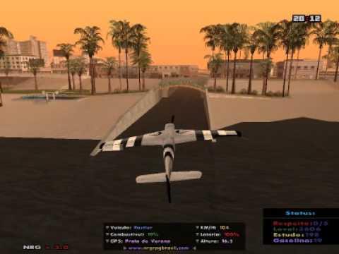 Rustler-Tunel Com Água. NRG RPG Elite Aeréa