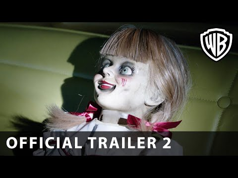 Annabelle Comes Home - Official Trailer 2 - Warner Bros. UK