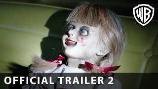 Annabelle Comes Home - Official Trailer 2 - Warner Bros. UK