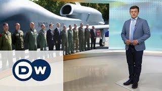 Саммит НАТО: игра мускулами или сигнал к примирению? - DW Новости (08.07.2016)