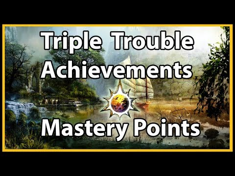 Guild Wars 2 - Triple Trouble Event