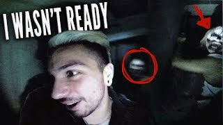 SOMEONE FOUND DEAD - SCARIEST HAUNTED HOUSE!