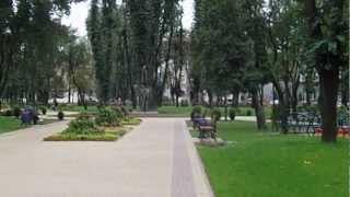 Тестирование fuji t350, парк, ул. Мартиросяна, Киев