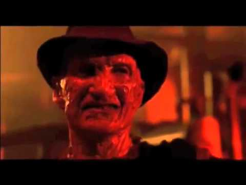 Freddy Krueger  Into the Fire