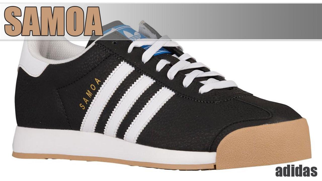 c7046bae3a6 adidas Originals Samoa - YouTube