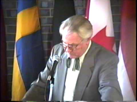 Ivar Ivask Remembered - Event at University of Illinois in Chicago 1994