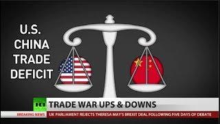 US tariffs behind China's economic downturn – Bart Chilton