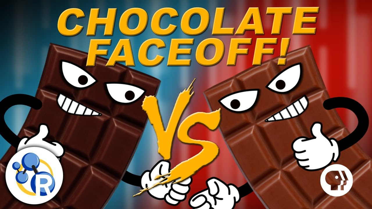 The Main Differences Between Milk And Dark Chocolate