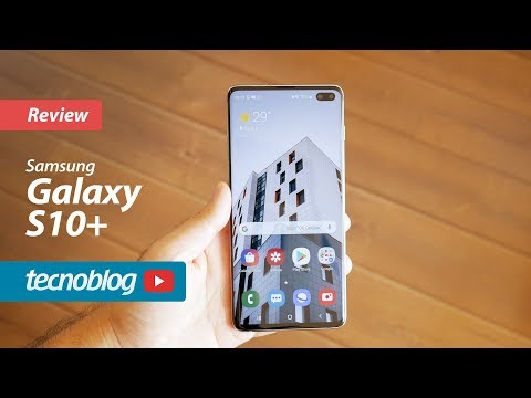 Samsung Galaxy S10+ | Review Tecnoblog