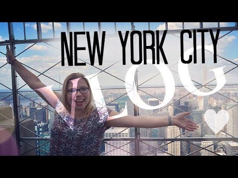 NYC Vlog | Andrea's AuPairLife
