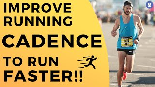 For a lot of runners, improving your cadence can have big positive effect on overall running!here's my top tips how i improved by from arou...