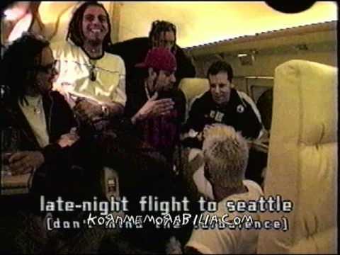 KoRn Follow The Leader KoRn Kampaign MTV Coverage Promo Video 1998